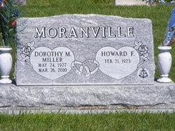 Dorothy Marie <i>Miller</i> Stone Moranville