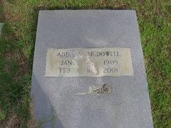 Addie Ruth <i>Smith</i> McDowell