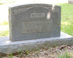 Mary L. <i>Tibbs</i> Cook