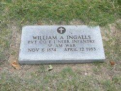 Pvt William Albert Ingalls
