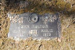 John Pappy Holton