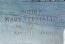 Mary Elizabeth <i>Townley</i> Barnes