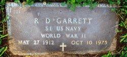 R. D. Garrett