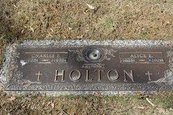 Charles Francis Nails Holton