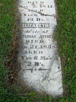 Elizabeth Jeffrey