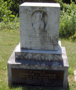 Francis Jeffrey Frank Dickens