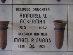 Armorel V. Ackerman