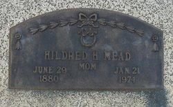 Hildred <i>Herron</i> Mead