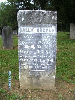 Sally <i>Coleman</i> Hocker
