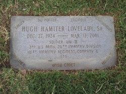 Hugh H Lovelady, Sr