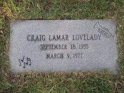Craig Lamar Lovelady
