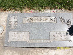 Carl Ernest Anderson