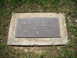 Edgar Milton Webb