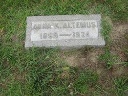 Anna Kathleen <i>Herbert</i> Altemose