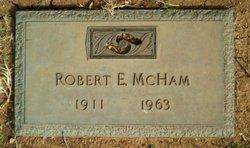 Robert Edward Mcham