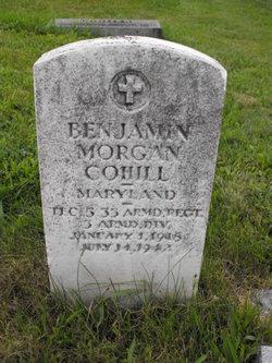 Benjamin Morgan Cohill