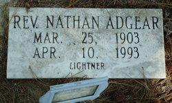 Rev Nathan Adgear