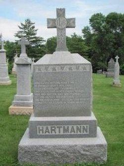 Valentine Hartmann