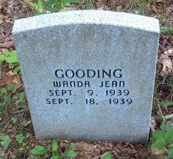 Wanda Jean Gooding