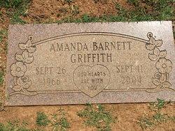 Amanda <i>Barnett</i> Griffith