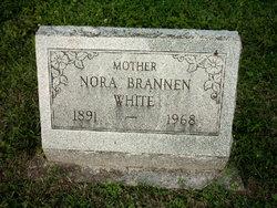 Nora <i>Brannen</i> White