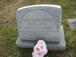 Nancy <i>Barco</i> Griggs