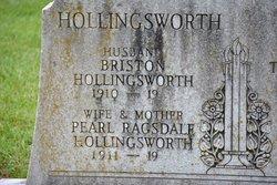 Pearl <i>Bunch</i> Hollingsworth
