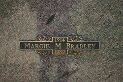 Margie M Bradley