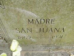 San Juana <i>Ruiz</i> Garza