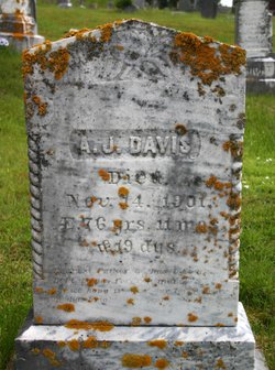 Andrew Jackson A.J. Davis