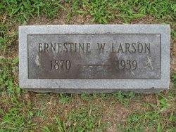 Ernestine W. Larson
