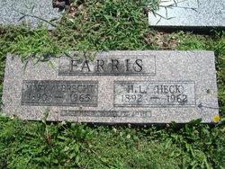 Mary <i>Albrecht</i> Farris