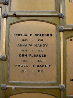 Don R Baker