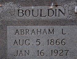 Abraham L. Bouldin