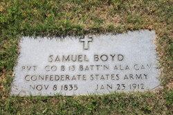 Samuel Boyd