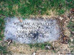 William Andrew Billie Walker