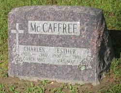 Charles Coach Mac McCaffree