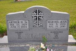 Arthur H Beaird