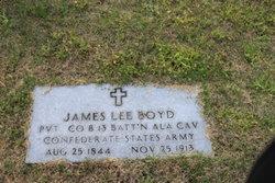 James Lee Boyd