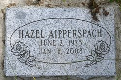 Hazel <i>Boggs</i> Aipperspach