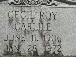 Cecil Roy Carlile