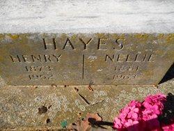 Nellie <i>Stroud</i> Hayes