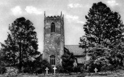 Winteringham, All Saints Churchyard