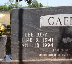 Lee Roy Caffey