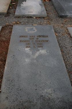 Annie Mae <i>Buchan</i> Sparrow