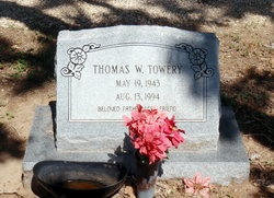 Thomas Wilbur Towery