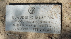 LTC Claudie Muston