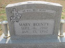 Mary Bointy