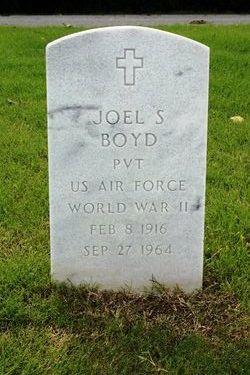 Joel Sullivan Boyd, Jr