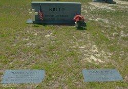 Lillian Catherine <i>Barker</i> Britt